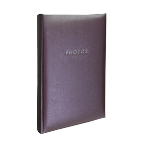 Glamour Purple 4x6 (300) Photo Album