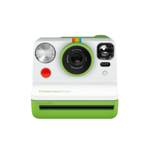Polaroid Now Green Edition