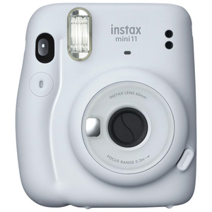 Fujifilm Instax Mini 11 Camera Ice White