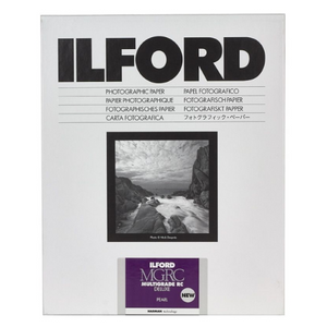 "Ilford Multigrade Deluxe Pearl 8x10"" Sheets -25 pack"