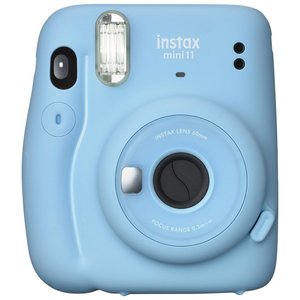 Fujifilm Instax Mini 11 Camera Sky Blue