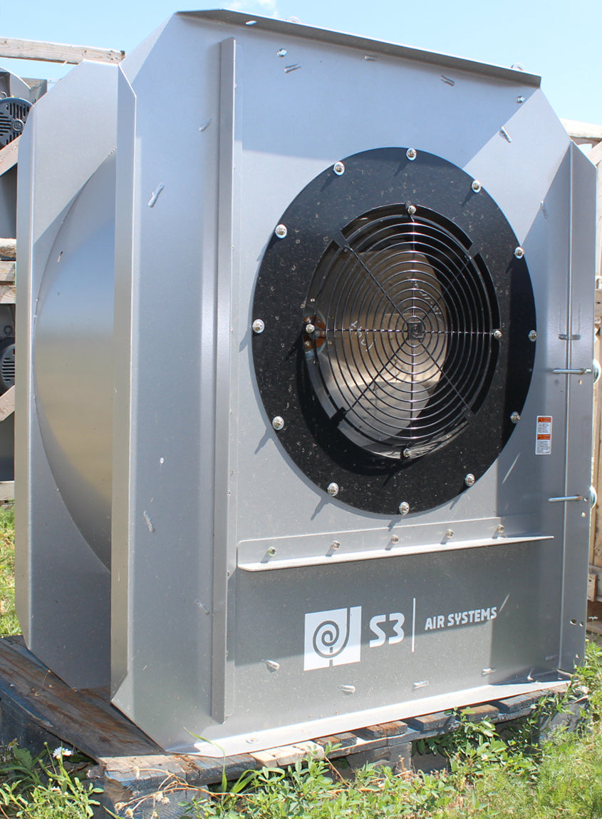 High Speed Centrifugal Aeration Fan
