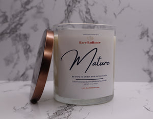 Cabernet Grape Single-Wick Candle