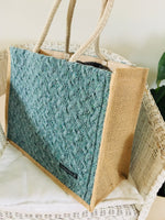 Reusable Knit Bag