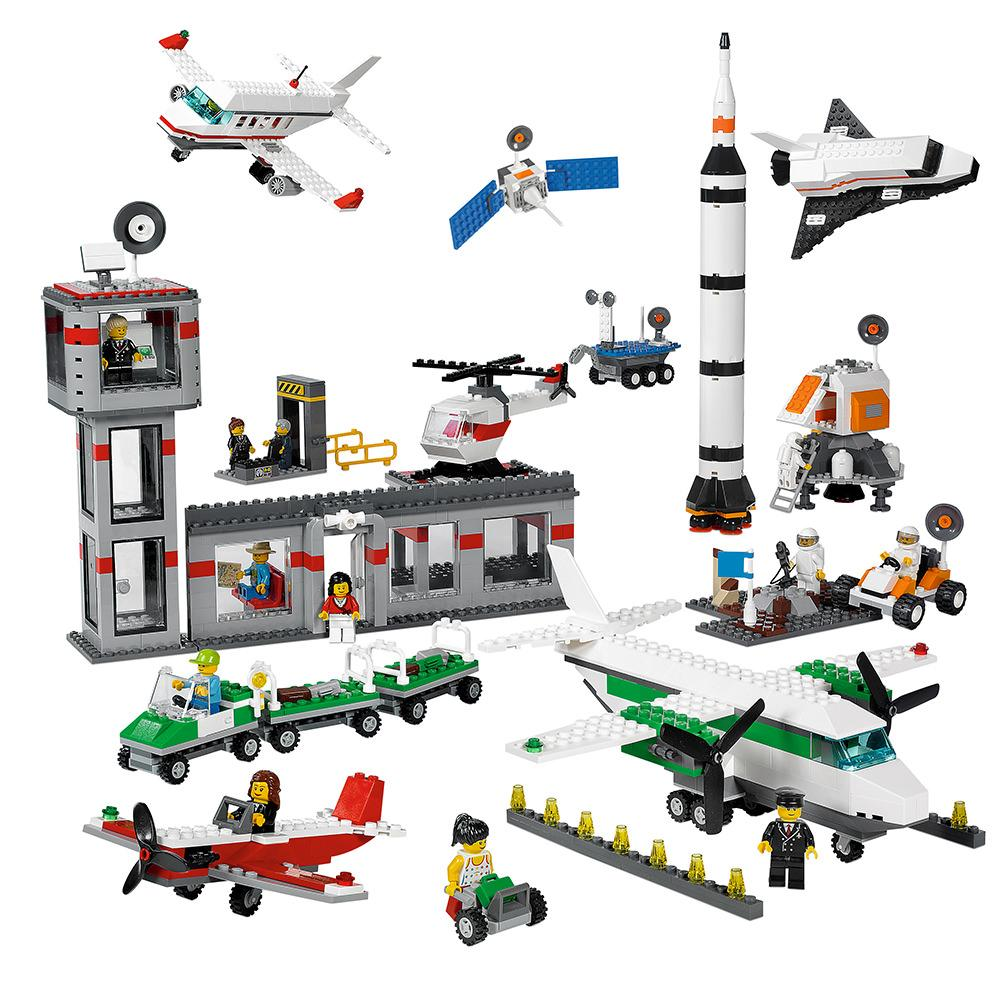 LEGO Education Space and Airport Set 9335