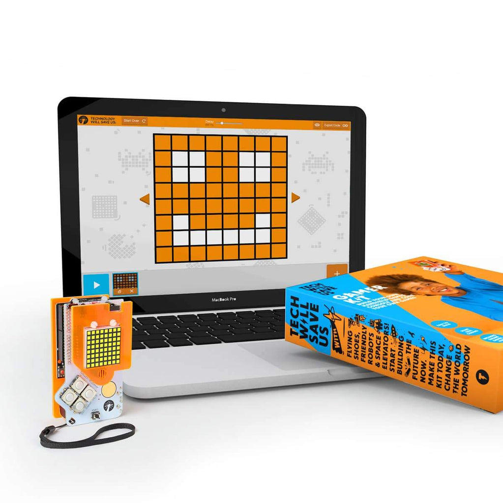 Tech Will Save Us Gamer Classroom Pack - 12 Kits