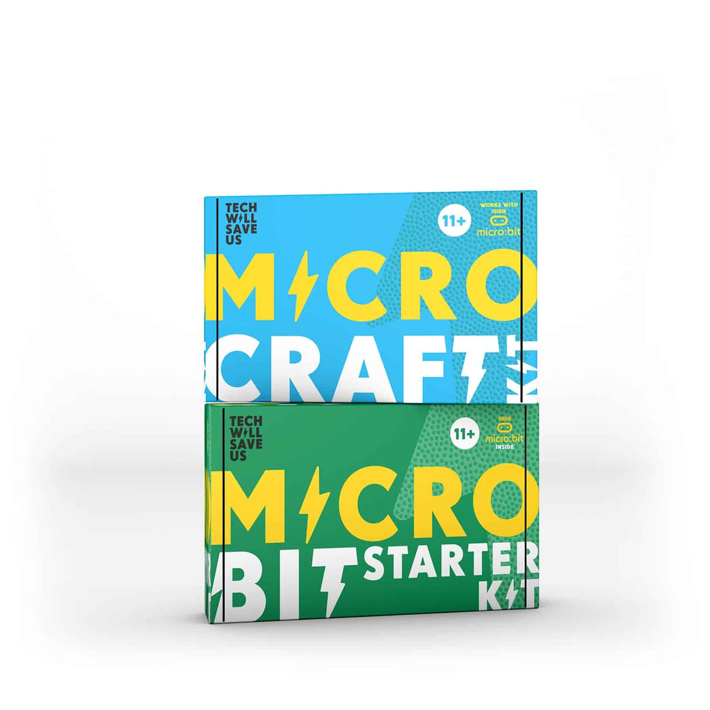 Tech Will Save Us Micro:craft Pack