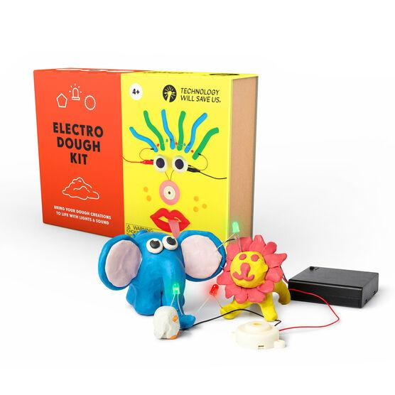 Tech Will Save Us Electro-Dough Classroom Pack 12 Kits