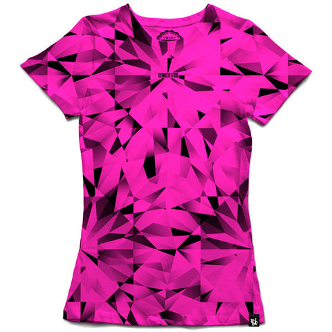 Diamonds (New Pink) T-Shirt