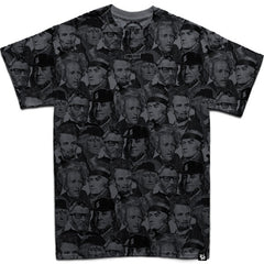 Dead Presidents & Friends (Charcoal Grey) T-Shirt