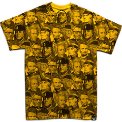 Dead Presidents & Friends (Gold) T-Shirt
