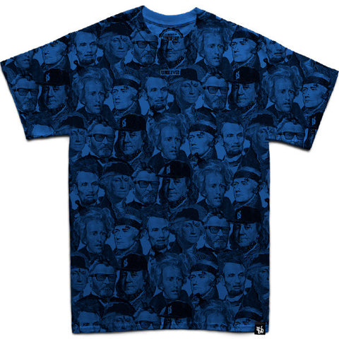 Dead Presidents & Friends (Royal Blue) T-Shirt