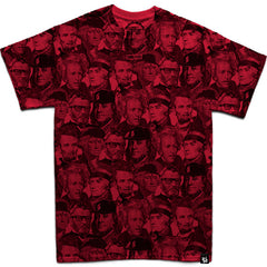 Dead Presidents & Friends (True Red) T-Shirt