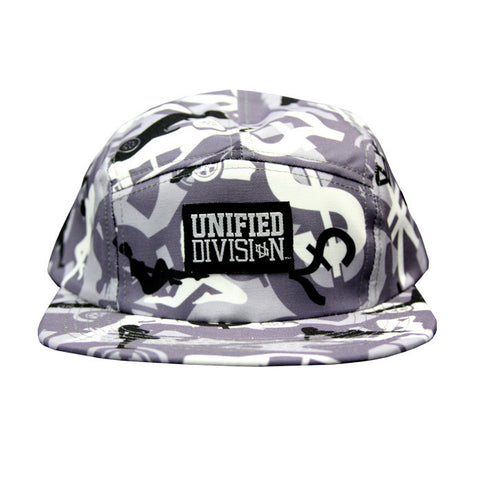 Unified Division Camo - Violet Hat