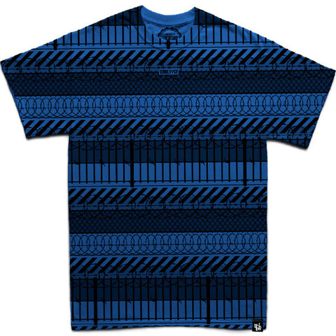 Razor Wire (Royal Blue) T-Shirt