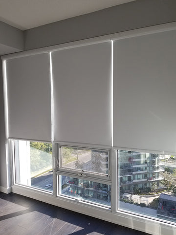 Smart Screen Shades