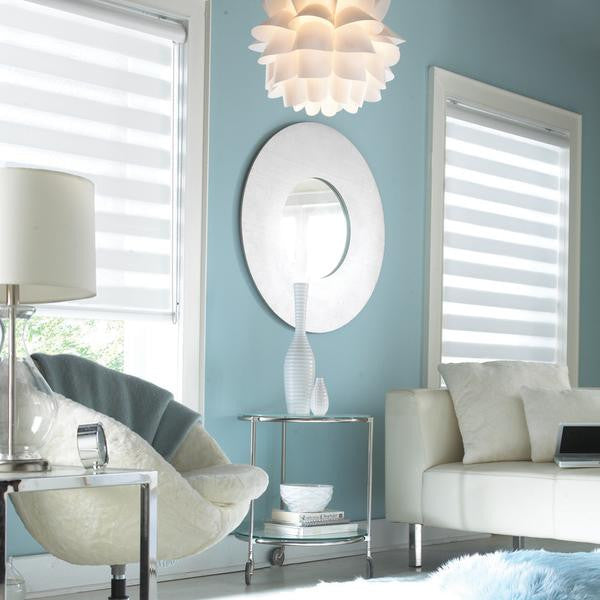 Silhouettes, solar shades, dual shades, vienna, triple shades, soft sheer shads, shades, blinds in Canada