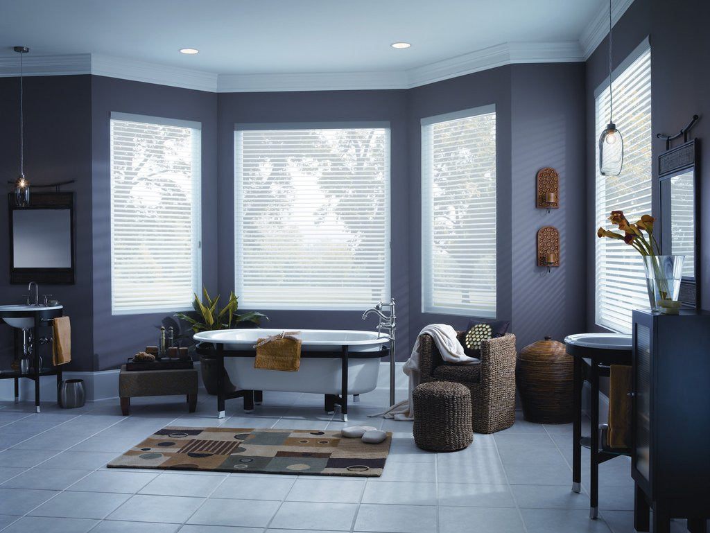 Innovative WC offers Custom window blinds, shades, and shutters, roller blinds, Roman blinds, Venetian blinds, vertical blinds, silhouettes, solar shades, dual shades, vienna, triple shades, soft sheer shades in Canada