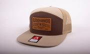 "Sledgehammers "" MIRAGE "" 7 panel snapback"