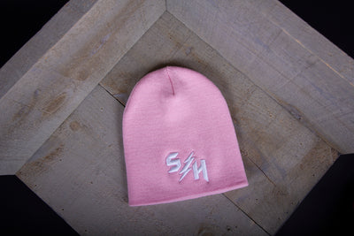 "sledgehammers "" pretty IN "" toque"