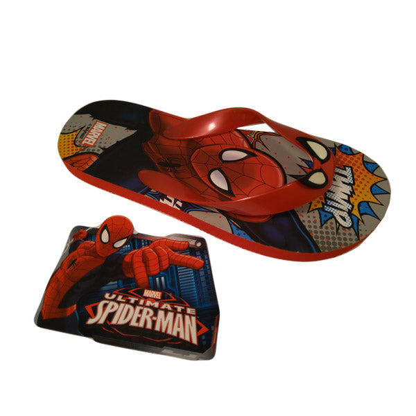 Chancla de Spiderman para niño
