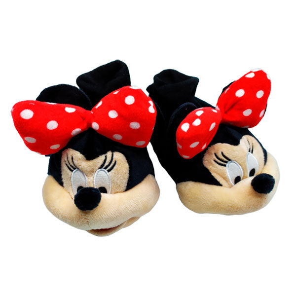 Pantufla Minnie Mousse