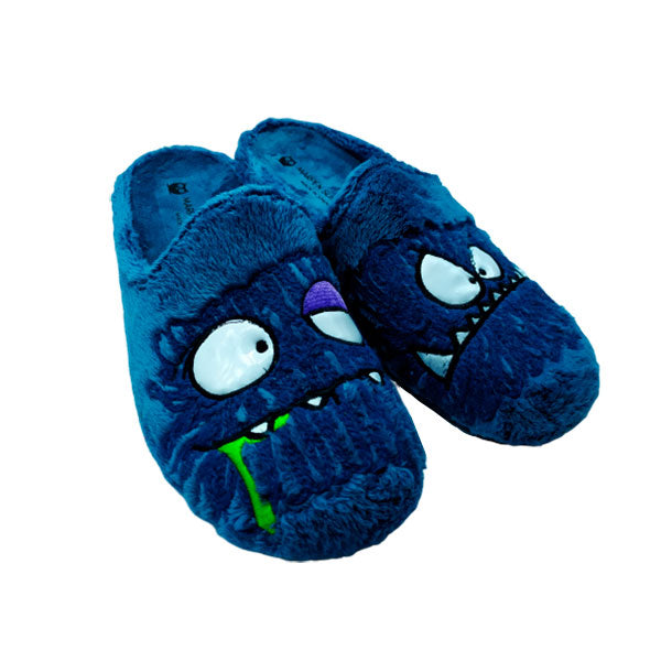 Zapatilla casa monstruos de Marpen Slippers