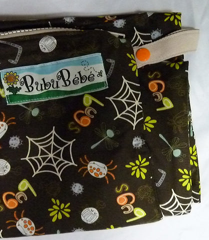 Bububebe X-Large Wetbags - Busy Baby Cloth Diapers  - 1