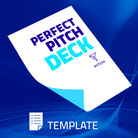Perfect Pitch Deck Template