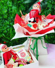 Load image into Gallery viewer, He's back.... Elf on the Shelf Bouquet