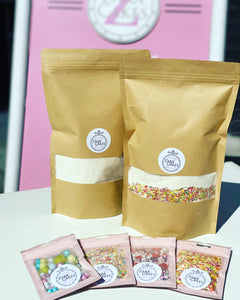 Cake Mix & Toppings Bundle