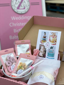 NEW!! Cake making kit
