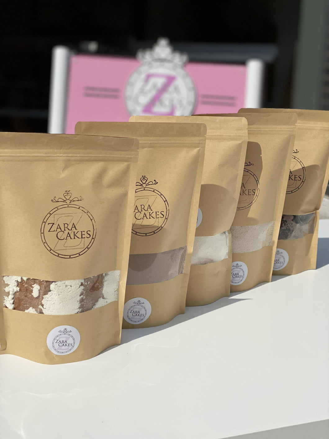 Wholesale Vegan Vanilla Cake Mix