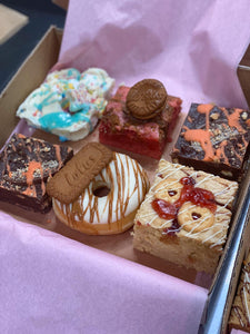Brownie & Blondie Treat Boxes