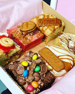 Brownies & Blondies Treat Box