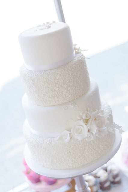 4 Tier Wedding Cake Promotion