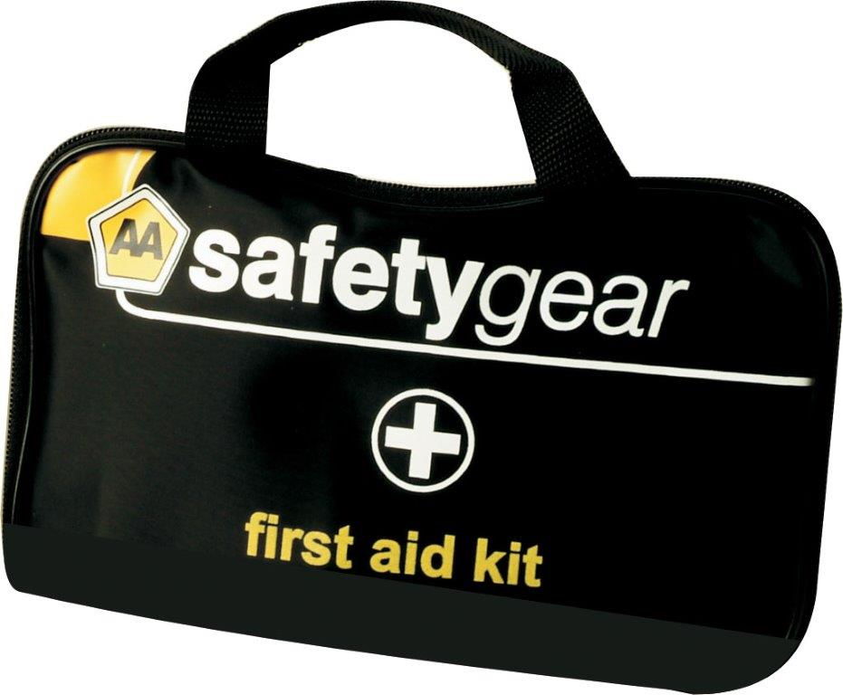 AA Buddi First Aid kit