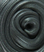 Load image into Gallery viewer, Closeup of magnetic putty texture: black with sparkles