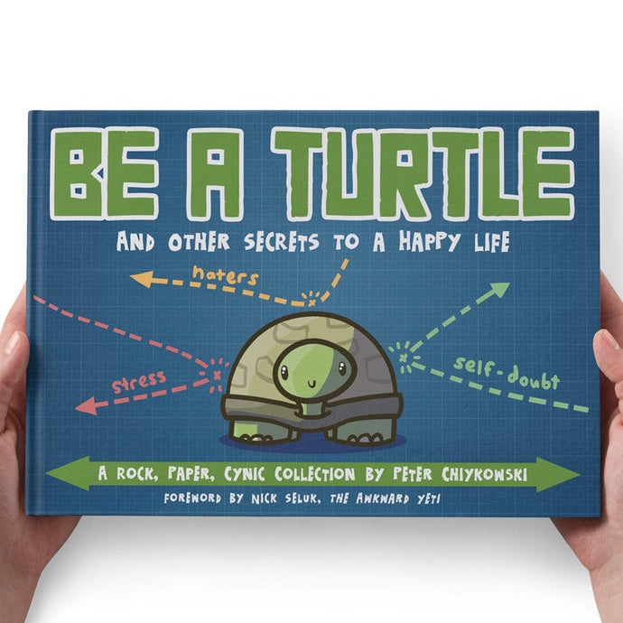 Be a Turtle (Rock Paper Cynic Vol. 3) - Nat 21 Workshop