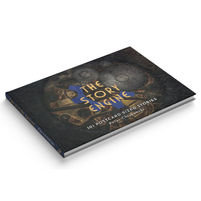 The Story Engine: 101 Postcard-Sized Stories (The Shortest Story Vol. 2) SIGNED - Nat 21 Workshop