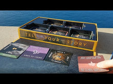 Load and play video in Gallery viewer, The Story Engine Anthology + Deck + Expansions Bundle SIGNED