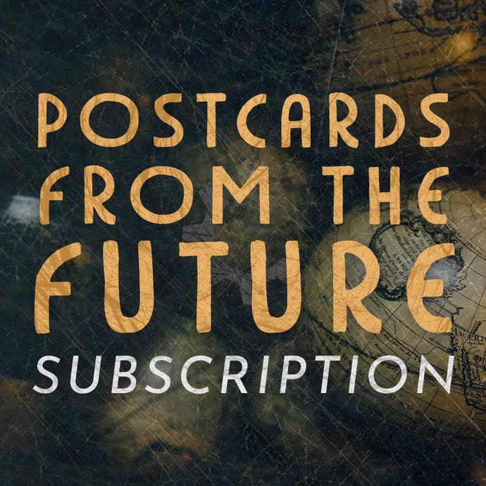 Postcards From the Future, 1-Year Subscription - Nat 21 Workshop