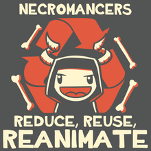 Load image into Gallery viewer, Reduce Reuse Reanimate T-Shirt - Nat 21 Workshop