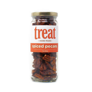 Deluxe Jar of Spiced Pecans