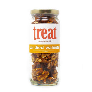 Deluxe Jar of Candied Walnuts