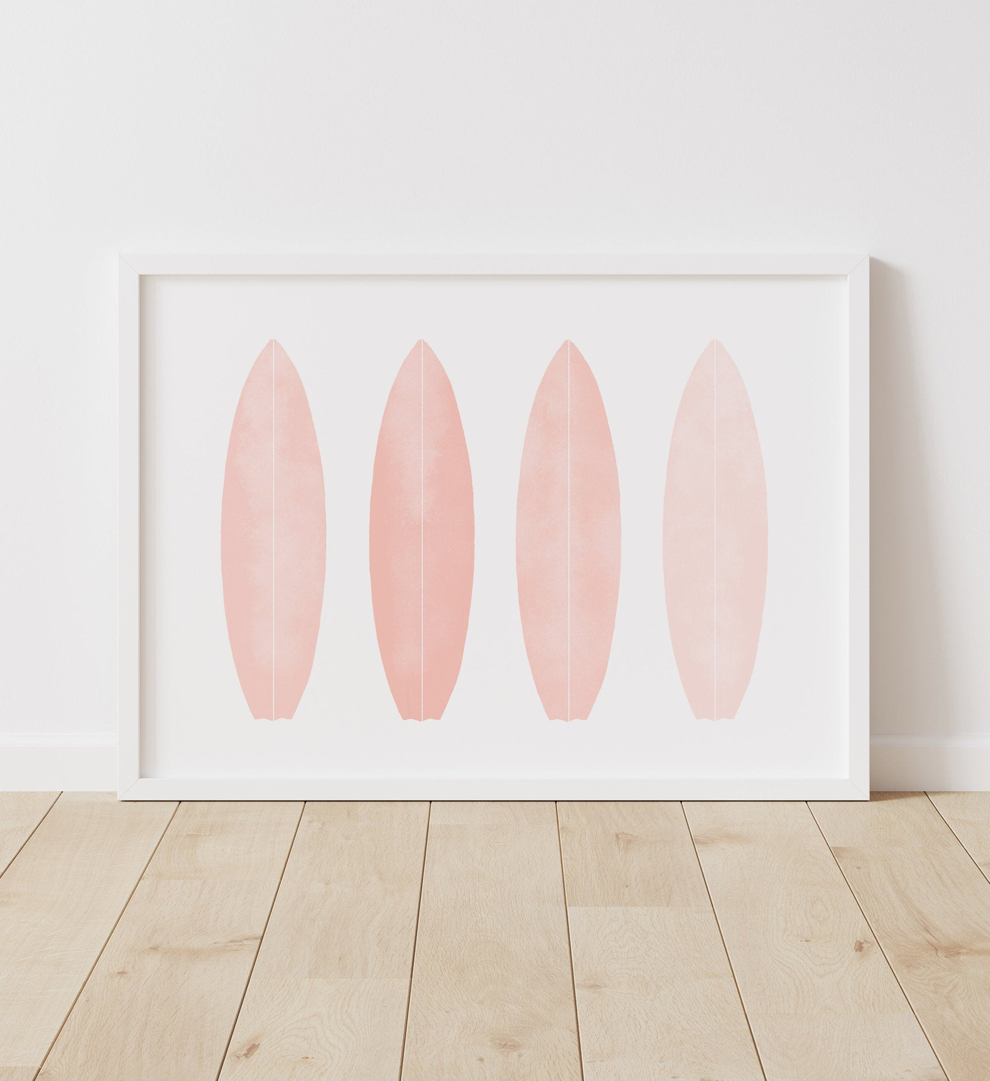 Surfboards - Pink