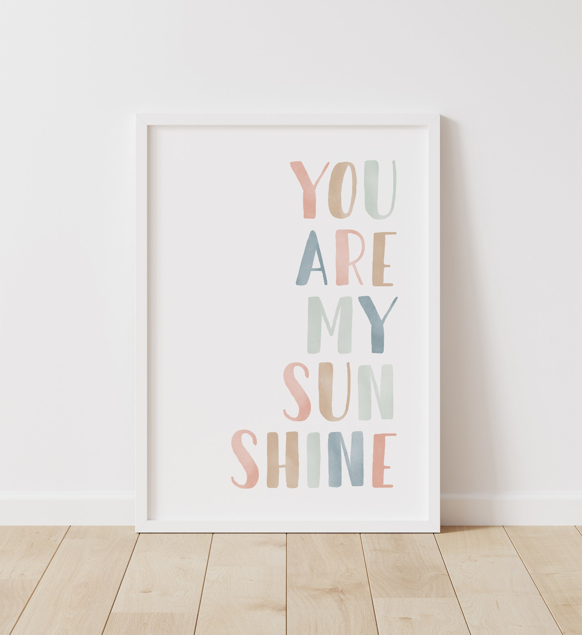 You Are My Sunshine - Muted