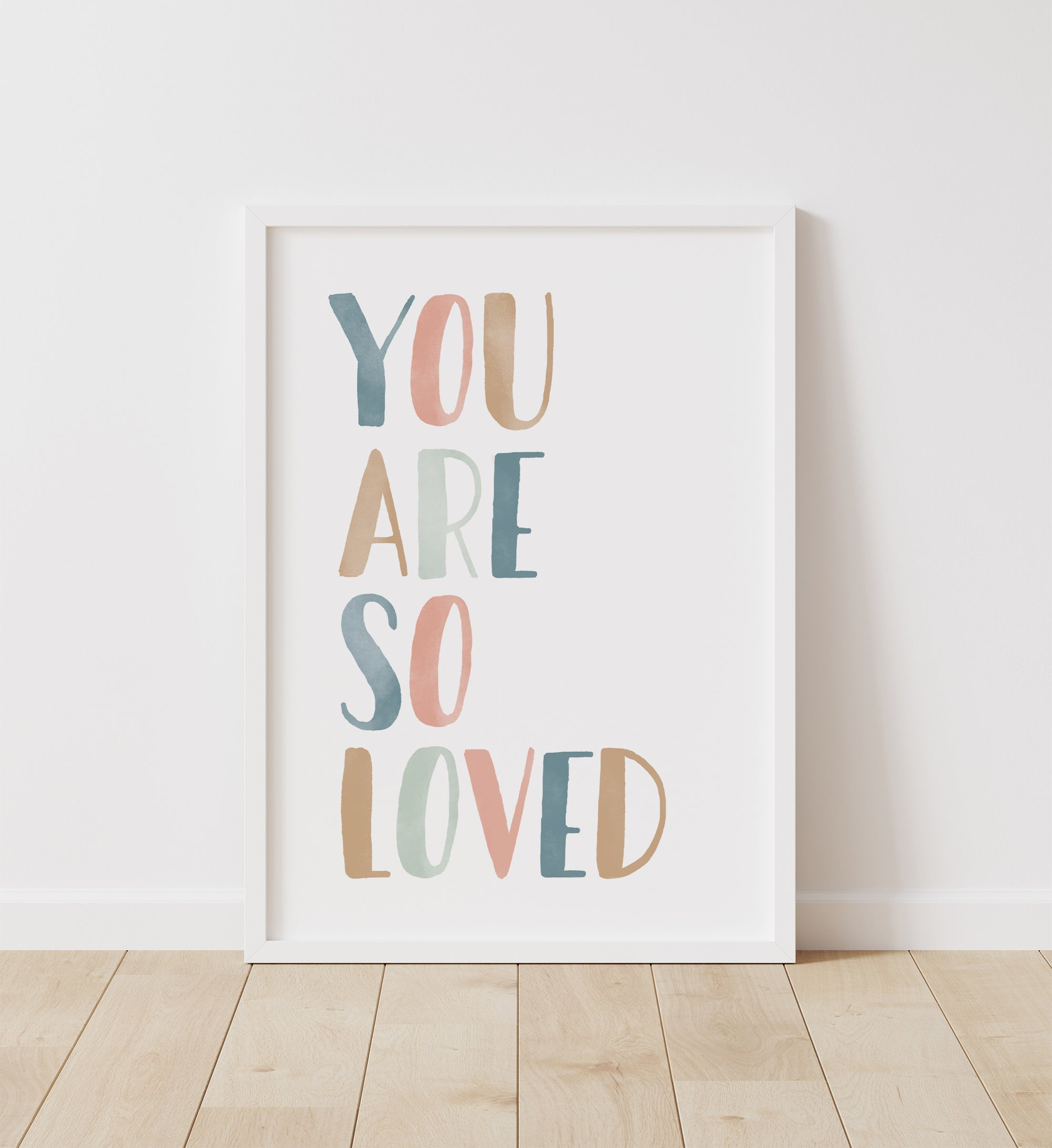 You Are So Loved - Muted