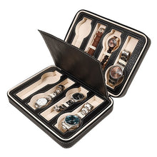 Load image into Gallery viewer, OUTAD 8 Grid Leather Watch Box