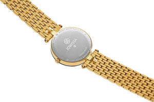 Facet Strass Swiss Ladies Watch J5.630.M